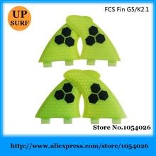 Doprava zdarma Hot Sell FCS Quad Fins Plachetnice FCS G5 Fin