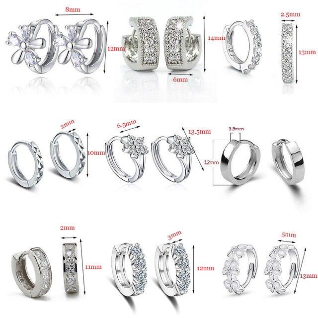 Luxury Stud Earrings 4