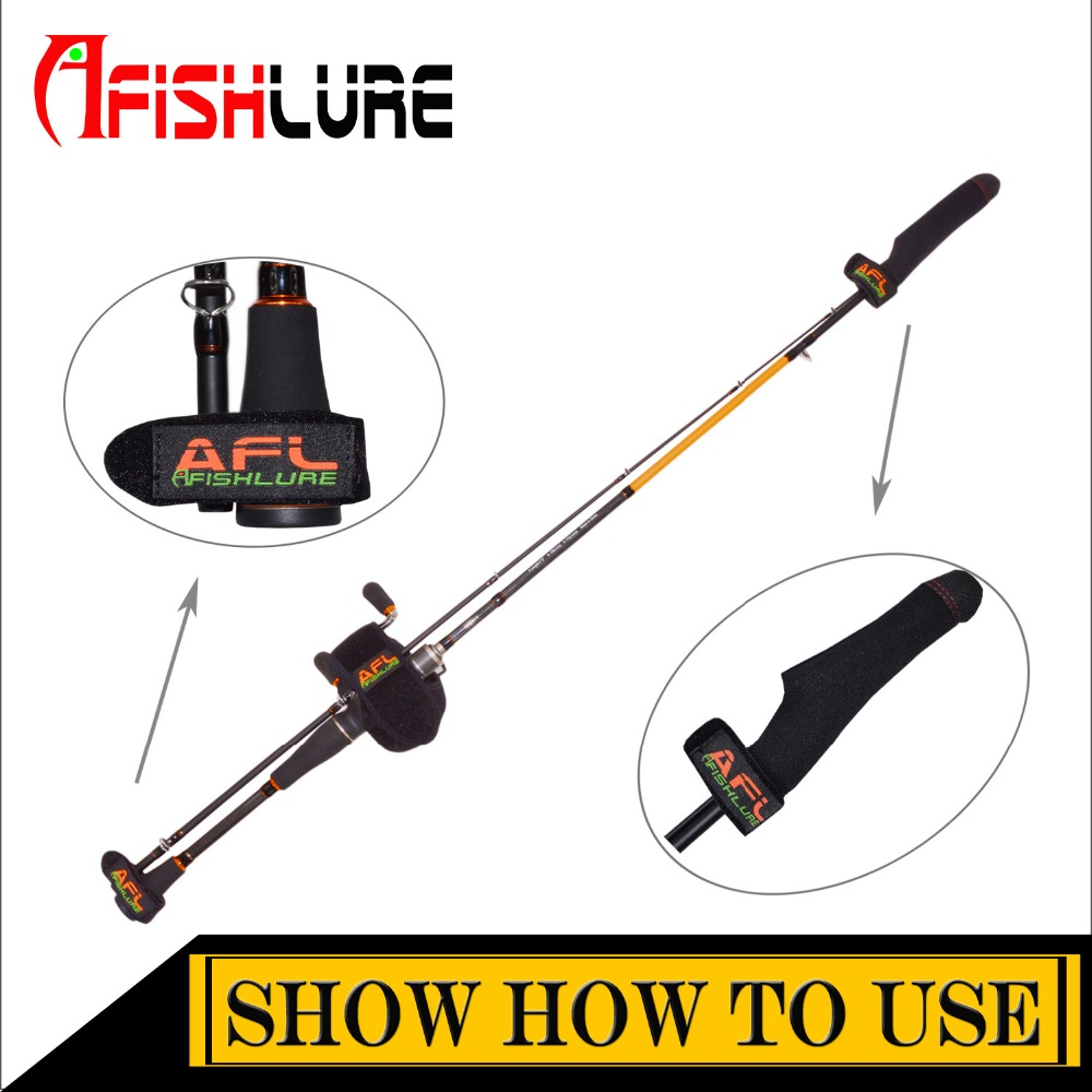 New Easy Fishing Tackle Fishing Rod Covers Accessories