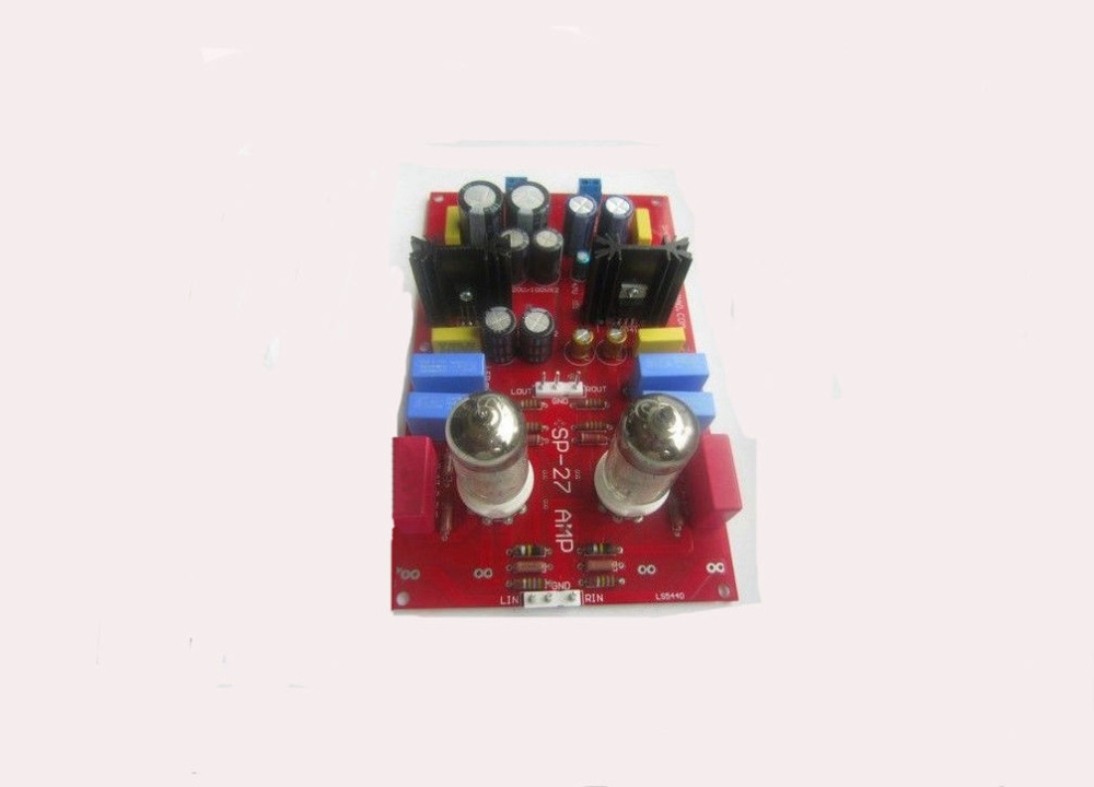 Tube Preamplifier Board SP-27 6N3 Tube Line Ref To Matisse Fantasy Tube Preamp original roland sp 540v flj 300 sp 300v sp 540v servo board 7840605600