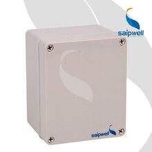 170*140*110mm  IP67 ABS Junction Box / Plastic Screw Type  Waterproof  Enclosure   (SP-02-171411)