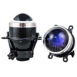 NIEUWE 3.0 inch Bixenon Projector Mistlamp Lens Rijden Lamp HID Lamp H11 Waterdicht Voor Ford Focus 2 3/ PEUGEOT/RENAULT/SUBARU