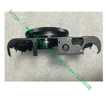 Repair Parts For Sony RX100 III VDSC-RX100 III DSC-RX100M3 Front Cover Shell Ass'y With Lens Control Focus Ring New