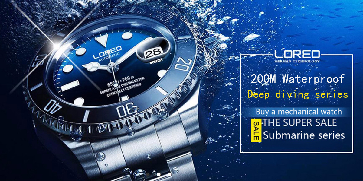 eb717efe54f 2018 AESOP Automatic Mechanical Watches Men Top Brand Luxury Business Waterproof  Stainless Steel Male Clock Relogio Masculino