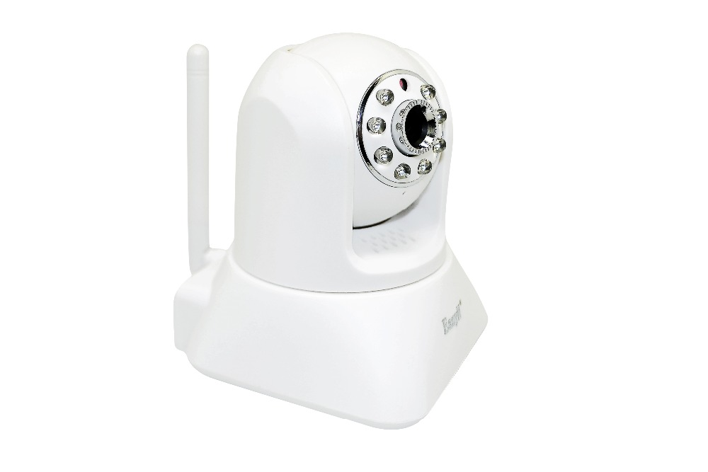 EasyN H3-187W 1080P HD P2P Security 4.8mm Lens Support Onvif 2.1 Camera Wifi  Indoor  wireless PTZ Pan Tilt IP Camera  IR 10m