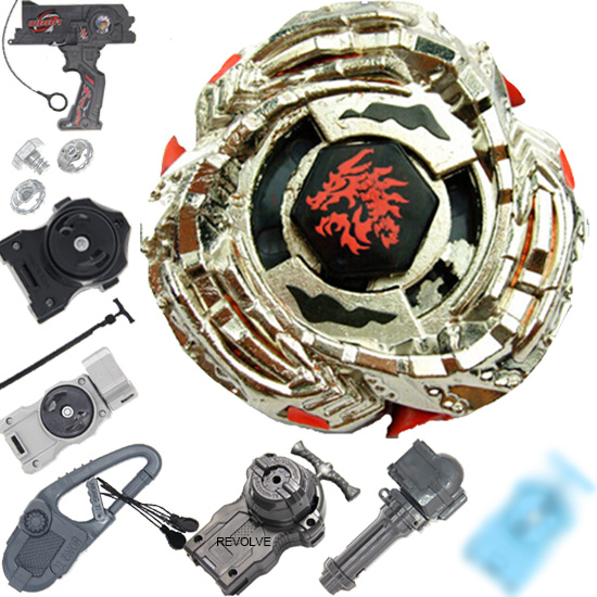 Fusion Beyblade Masters BB121B L-DRAGO GUARDIAN S130MB With Launcher As Your Choose Drop Shopping