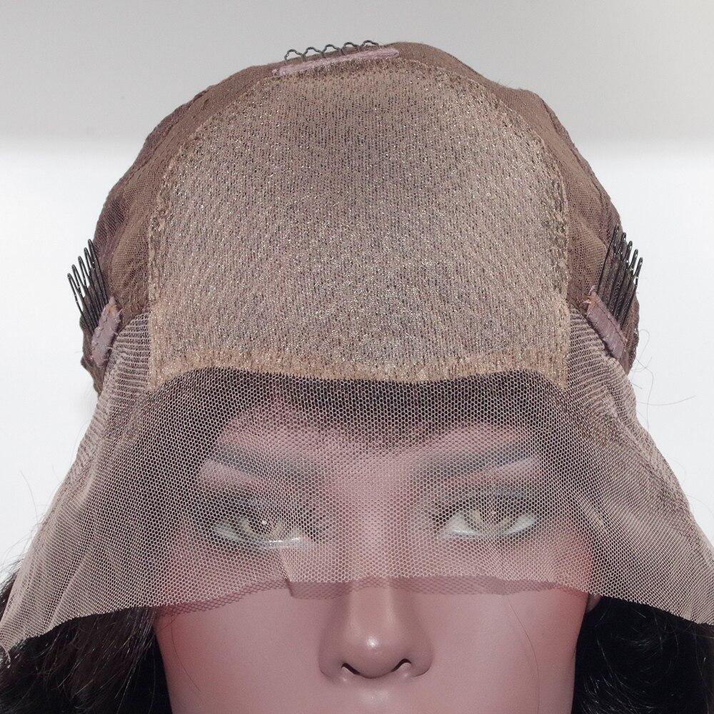 silk top front lace cap