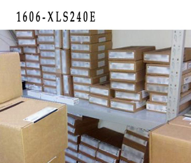 NEW 1606-XLS240E industrial control PLC module 5pcs new 1pcs ee 1010 om plc industrial use plc module industry automation t