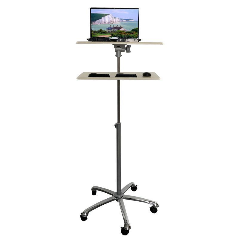 Dobravel Office Furniture Pliante Notebook Scrivania Ufficio Escritorio Standing Laptop Stand Mesa Computer Desk Study Table height adjustable sit stand desk with heavy duty steel frame office furniture computer laptop table standing desk notebook stand