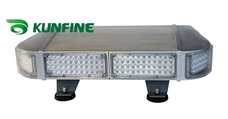 New Arrival High quality Police light bar High-power LED light bar flash traffic warning lightbar KF88
