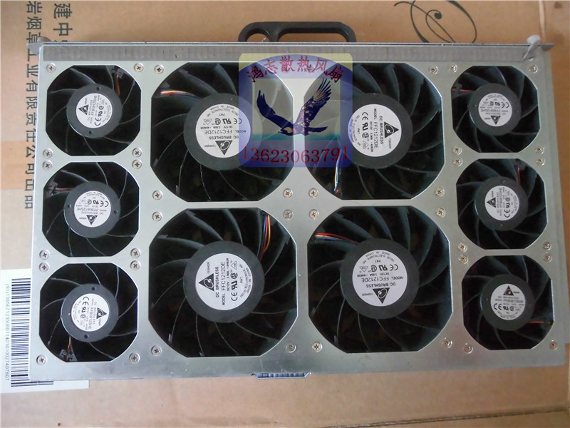 90%new catalyst 4510R+E  cooling fans Switch fan computador cooling fan replacement for msi twin frozr ii r7770 hd 7770 n460 n560 gtx graphics video card fans pld08010s12hh