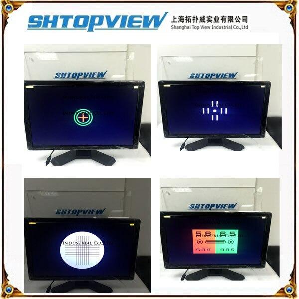 VC 5 19 Inch Eye Test Chart Visual Acuity test Chart LCD Visual Panel Chart