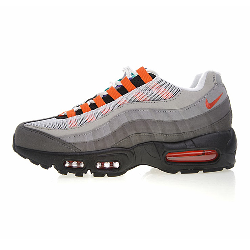 e61ed0ef2db4e Authentic NIKE AIR MAX 95 OG QS Men's Running Shoes Sport Outdoor Sneakers  Athletic Designer Footwear 2019 New 810374-078 - aliexpress.com - imall.com