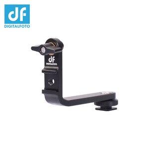 Image 2 - MB01 monitör 360 derece rotasyon L braketi sıcak ayakkabı için 5.5 5.7 inç monitör F550 F570 S5 Feelwrold Bestview smallHD monitör