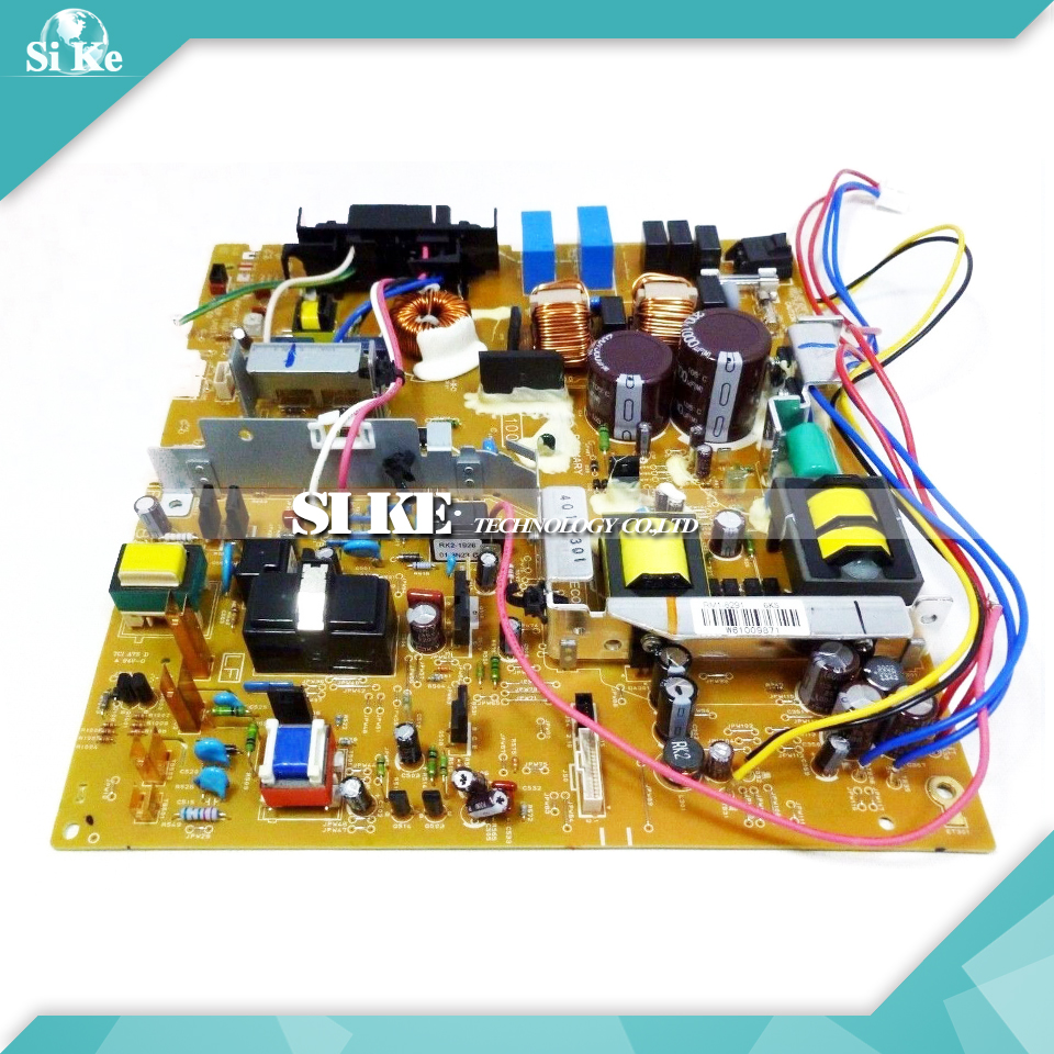 LaserJet  Engine Control Power Board For HP M601 M602 M603 601 602 603 601N 602N RM1-8291 RM1-8292 Voltage Power Supply Board люстра linvel 8292 5