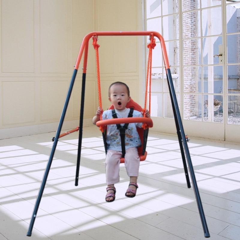 Child swing children toys indoor swing hanging chair baby ...