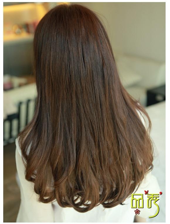hot vente perruques 5 clip d'une pièce extension de cheveux bouclés