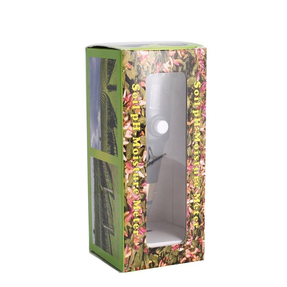 Анализатор почвы монитор рН-метр измеритель влажности тестер для сельскохозяйственные заводы цветы 2,5-9.0pH ручка тестер для садовников фрукты садоводы
