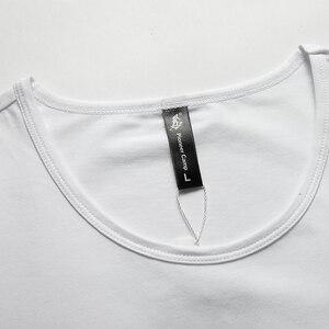 Image 4 - 파이어 니어 캠프 팩 3 단색 긴 소매 티셔츠 남성 브랜드 의류 스트레치 티셔츠 남성 품질 남성 Tshirt 209008