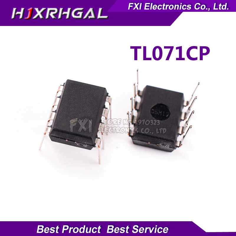 Detail Feedback Questions about 10PCS TL071CP TL071 DIP 8