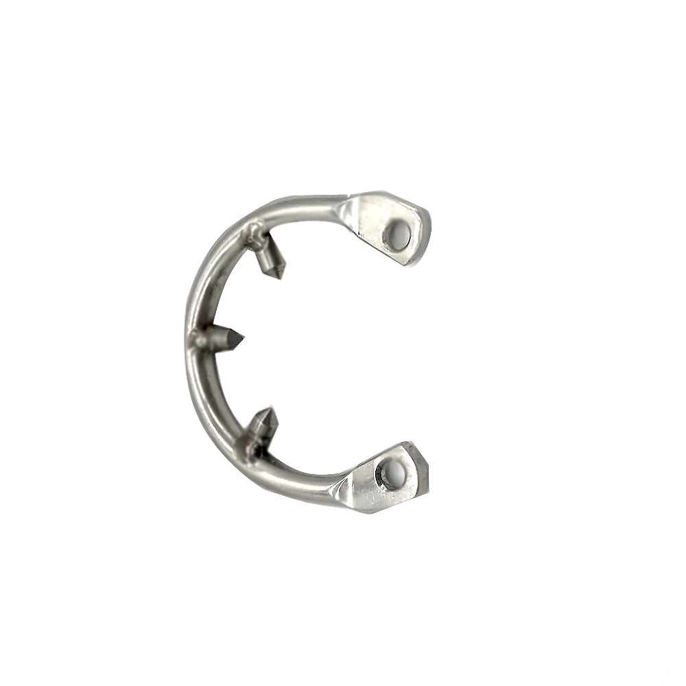 FRRK Male Chastity Device Cock Cages Additional Barb Penis Ring Stainless Steel Anti Erection Anti Shedding Ring sextoys for men in Penis Rings from Beauty Health