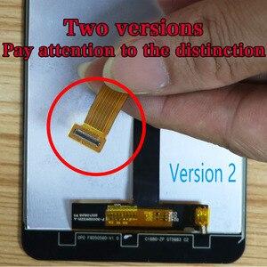Image 4 - BingYeNIing, новый оригинальный для Elephone P8 Mini сенсорный экран и ЖК дисплей в сборе, замена