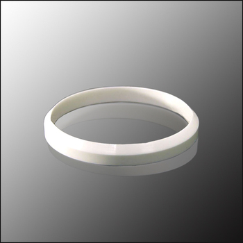 dimension 100x 90x12mm ceramic ring for ink cup of pad printer