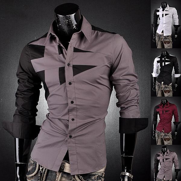 Online Buy Wholesale designer dress shirt from China designer ...