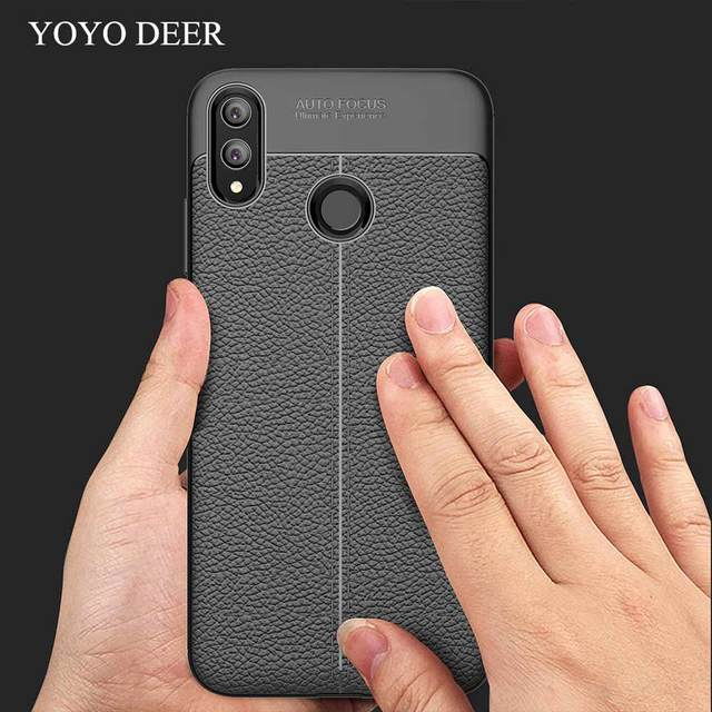 YOYO DEER Cover for Huawei Honor 8X Case Luxury Leather TPU Soft...