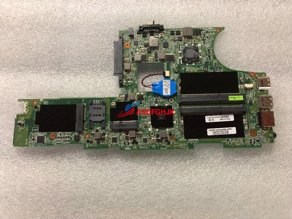 Original FOR ThinkPad X120e Series Motherboard 63Y1640 Dafl7bmb8e0 fully tested
