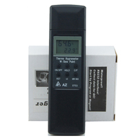 AZ 8703 Pocket Type Digital Hygrometer Temperature Humidity Tester Degree Gauge Thermometer Dew Point LCD Display