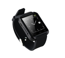 Bluetooth Smart Watch A8 Wrist Watch SmartWatch For iPhone 4/4S/5/5S/6 and Samsung S4/Note/s6 HTC Android Phone Smartwatch