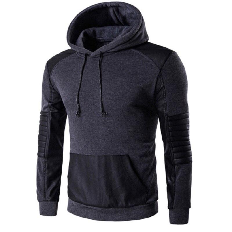 Men Hoodies 2017 Brand Caual Hoodies Men Fleece Fashion Hip Hop Warm Hoody Polo Mens Hoody Jacket Sweatshirt Mens Sweat Homme