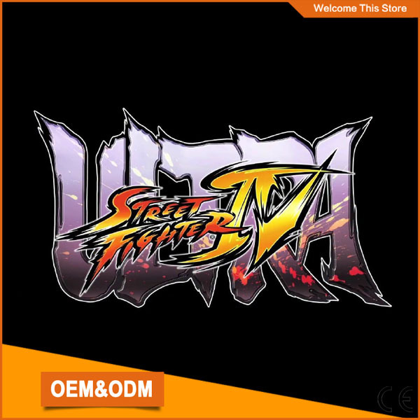 HD Street fighter IV fighting  game board, arcade coin operated street fighter 4 game consoles 2014 latest xbox360 io board for ultra street fighter iv arcade fighting game machine