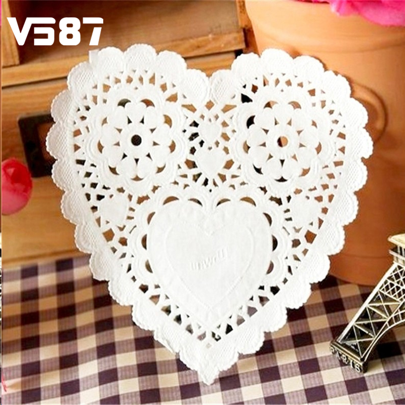 paper doilies where to buy Add a fancy flourish to your surfaces and dining settings with a well-placed doily or two spotlight has lace, fabric and paper doilies available.
