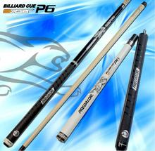 3142 PREOAIDR P6 Punch&Jump Cue Jump&Punch Stick 13mm Tip Ergonomic Design Hardwood North American Maple Billiard