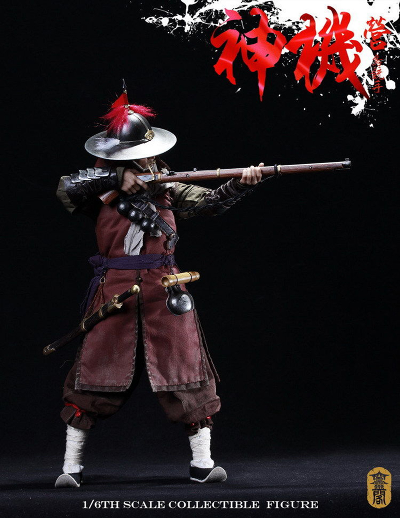 1/6 Scale Toys Works TW002 China Ancient Ming Dynasty imperial guards Commander whole set Collectible Action Figure Doll 1