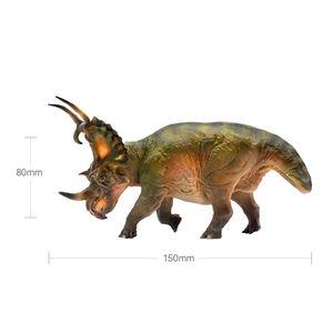 Image 2 - PNSO Spinops Centrosaurus Styracosaurus Dinosaur Figure Toy Collector Kids Gift