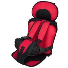 Comfortable Cushioned Breathable Cotton Baby Car Seat