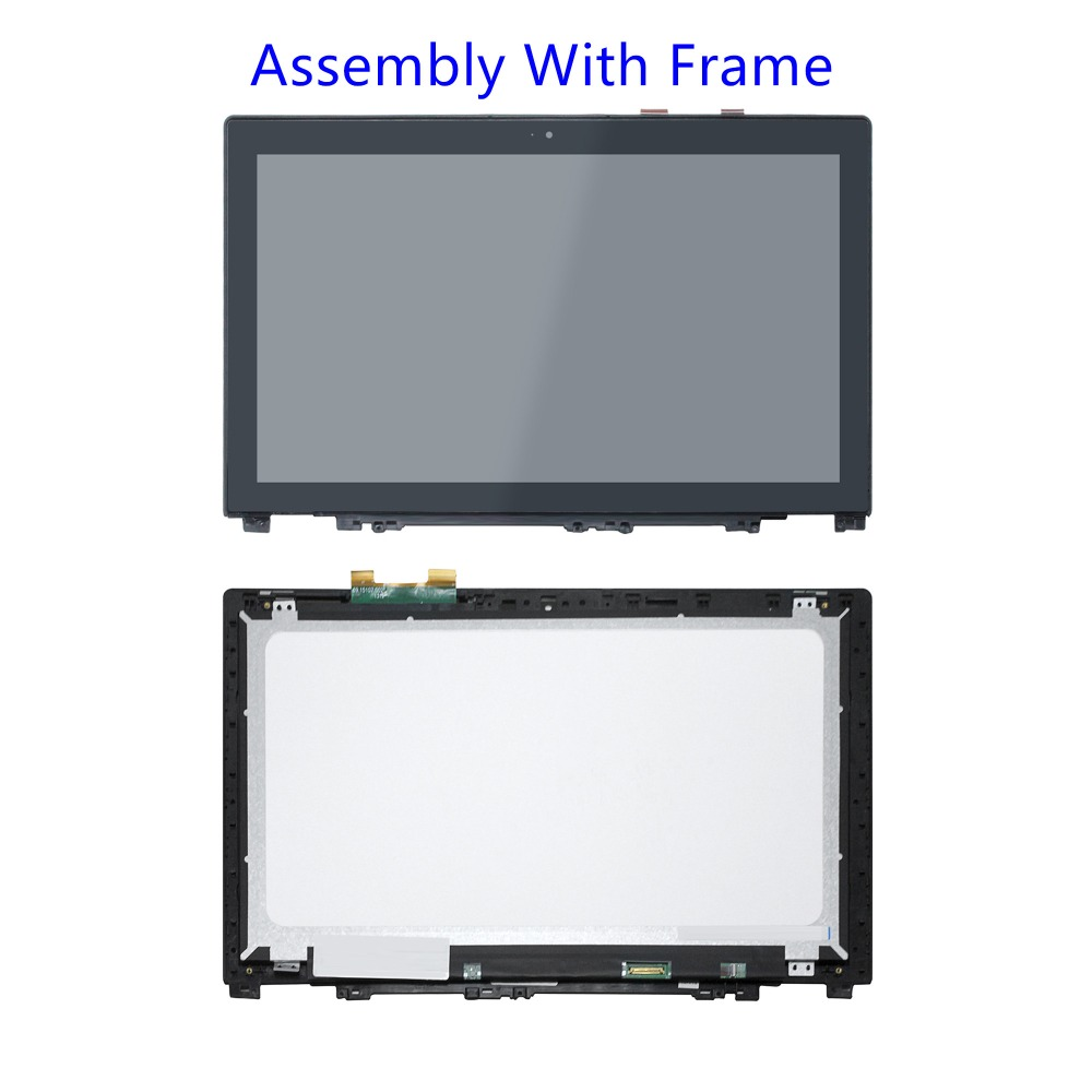 59428053 59385621 LED LCD 15.6 FHD Touch Screen Digitizer Assembly For Lenovo Ideapad U530 59428053 59385621 LED LCD 15.6 FHD Touch Screen Digitizer Assembly For Lenovo Ideapad U530