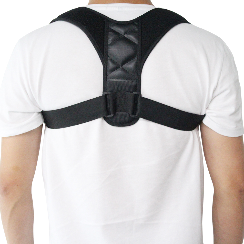 The New Posture Corrector Back Support Clavicle Brace for Women Men