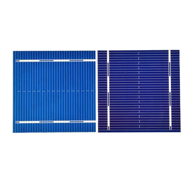 Baterias Solares w cor cristal módulo solar Material : Silicone Policristalino