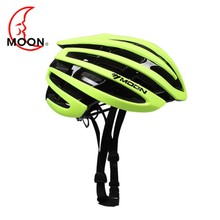 купить MOON Cycling Helmet 2019 Mountain Bicycle helmet MBT Integrated Outdoor Sports Riding Equipment  casco ciclismo 50 дешево