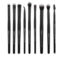 ZOREYA 9pcs Professional Makeup Brushes Sets Powder Blending Blusher Make Up Brush Eyeshadow Maquiagem Cosmetic Tool Kits