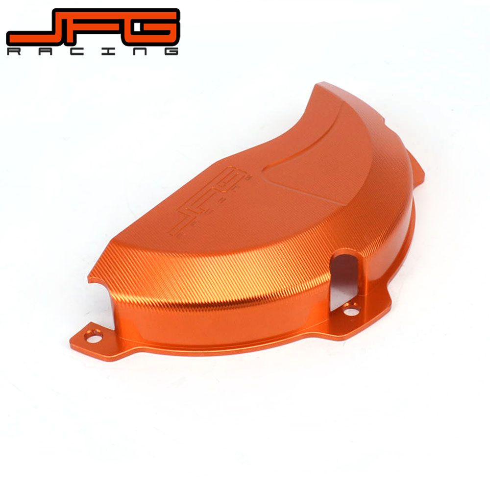 Right Side Engine Case Cover Protector Guard For KTM EXC250 EXC300 2009 2010 2011 2012 2013