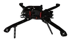 Image 1 - DH335 Racing Drone Cơ Thể Khung kit Chiều Dài Cơ Sở 335 mét FPV RC Phụ Kiện Mô Hình