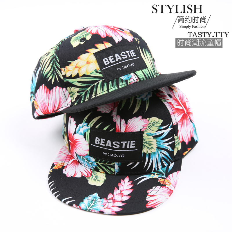 Hot 2016 Brand New Snapback Cap Outdoor Cap Men and Women Adjustable Hip Hop Black Snap back Baseball Caps Flower Hats Gorras brand new blvd supply snapback baseball cap red basic adjustable original cap hip hop cap