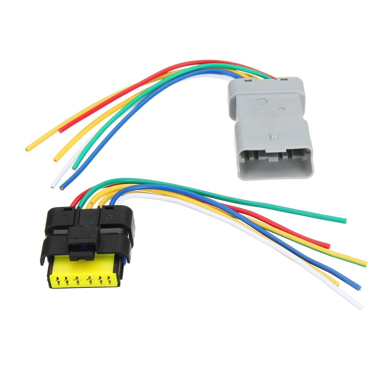 medium resolution of 1set window module wiring ponytail harness plastic plug for renault clio grand scenic modus
