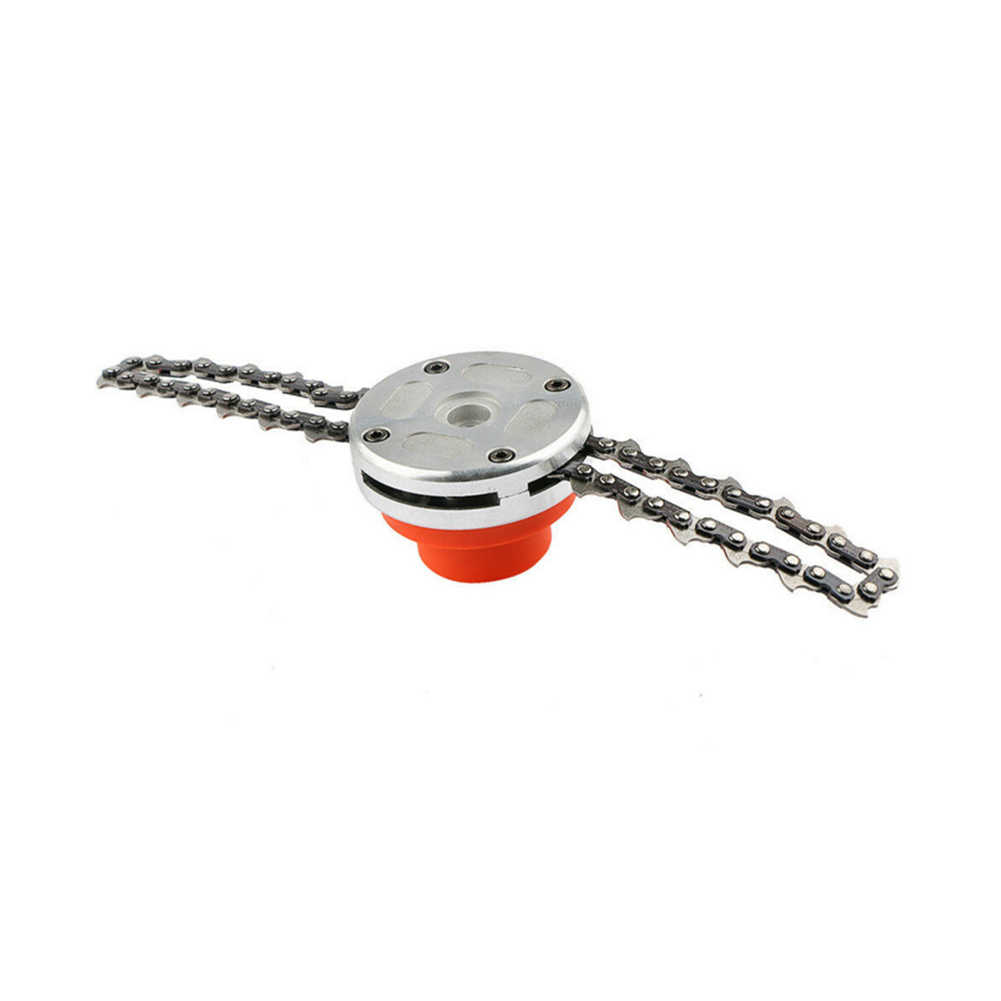 Lawn Mower Chain Grass Trimmer Head Chain Brushcutter for Garden Grass Cutter Tools Spare Parts for Trimmer Garden Tools New