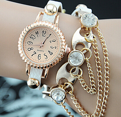 Las Bracelet Watches Women And Best Choice Diamond Whole Retail Free Shipping In S From On Aliexpress